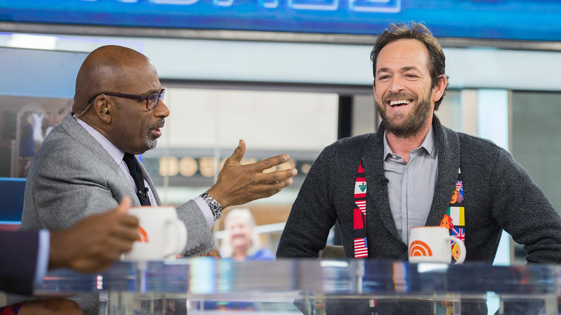 Luke Perry's ready for the Dylan 'do again: 'I'd like to go