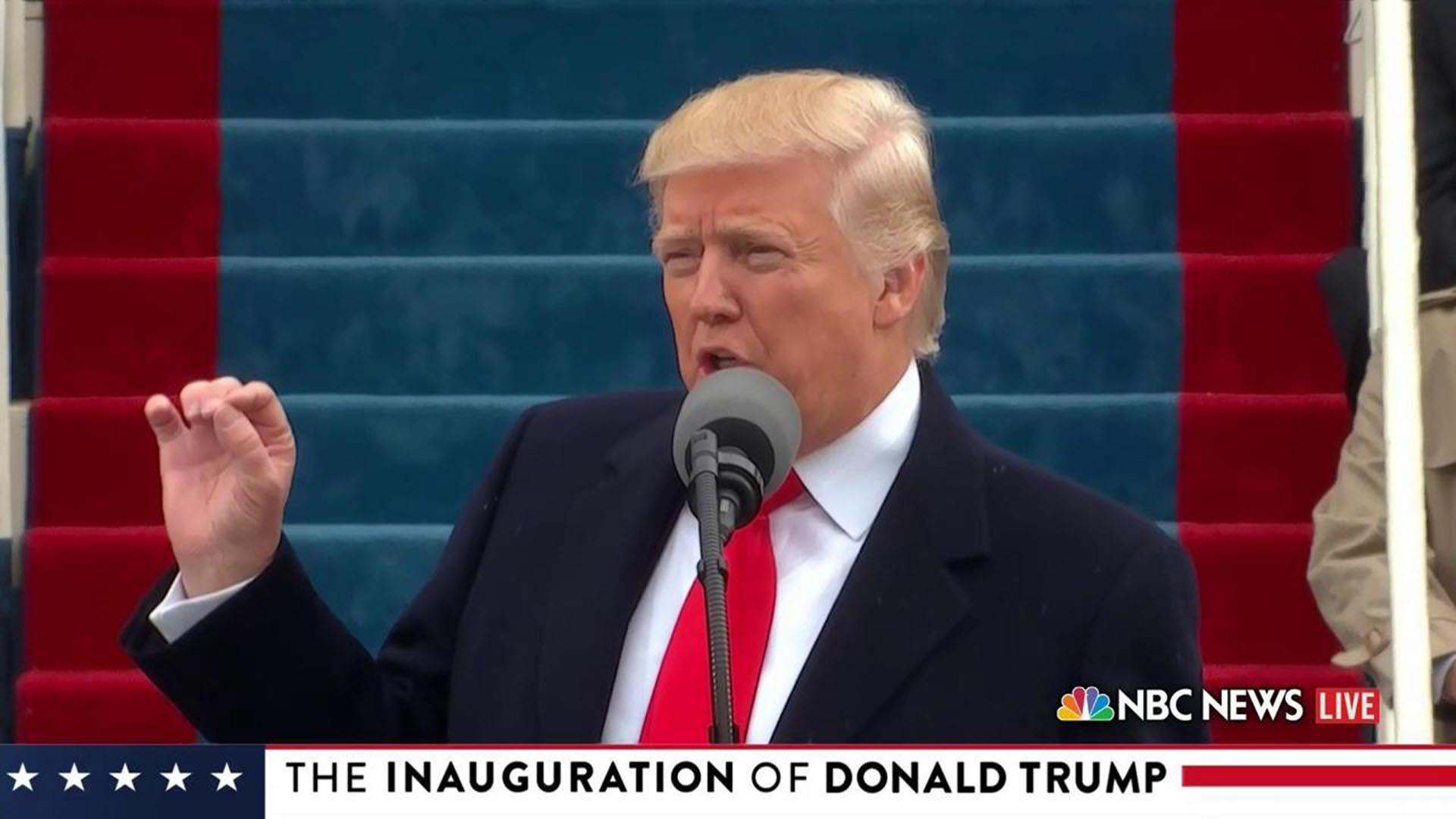 Trump: 'Together we will determine the...