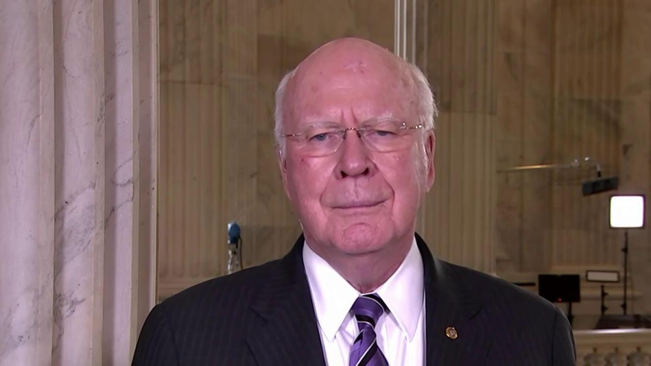 Sen. Leahy: U.S. Senate is 'Breaking and Can Be Repaired'