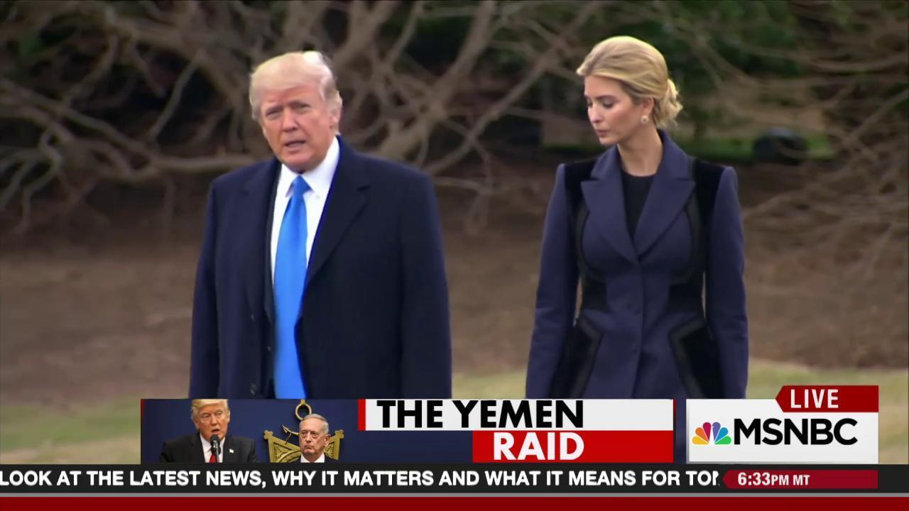 Why did Trump's Yemen raid go wrong?