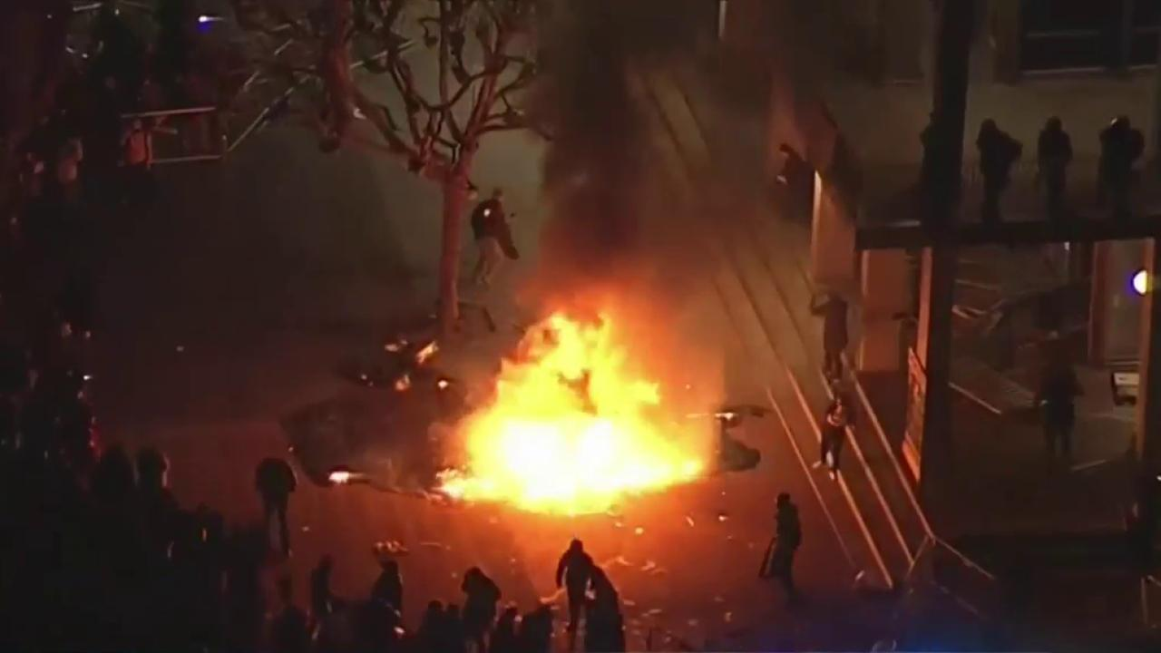 What Is Antifa Meet The Fascist Fighting Coalition Dubbed The Alt Left By President Nbc News