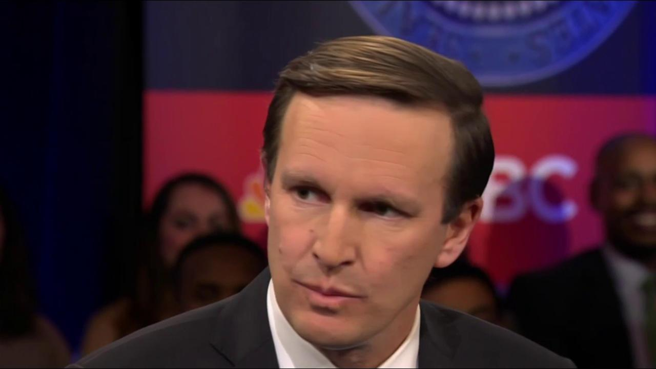 Murphy on foreign policy: Nobody is scared...