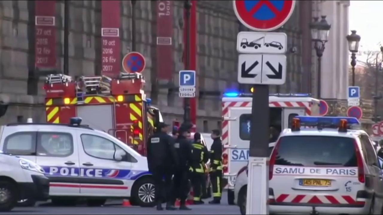 Officials: Motive of Paris machete attack...