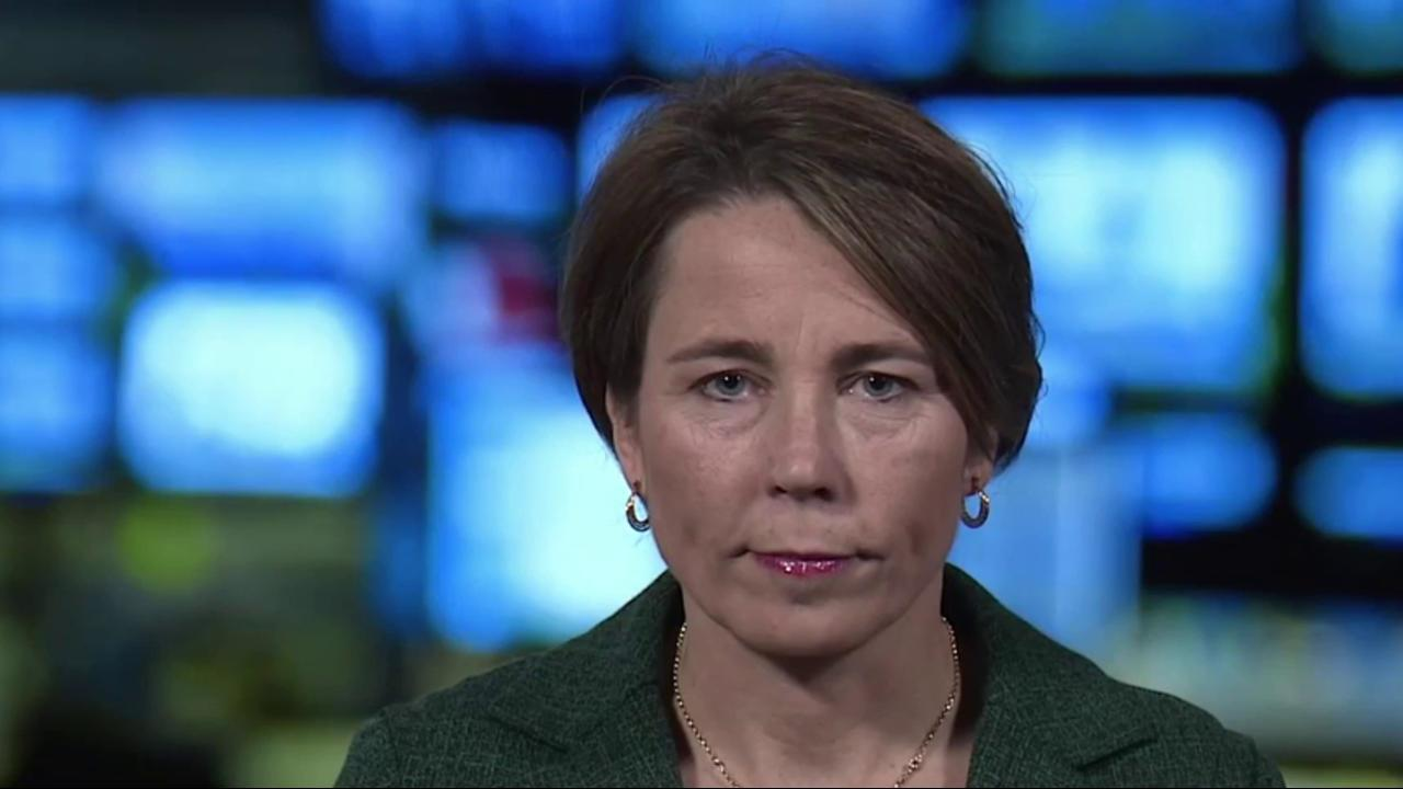 MA attorney general: Trump is not above...