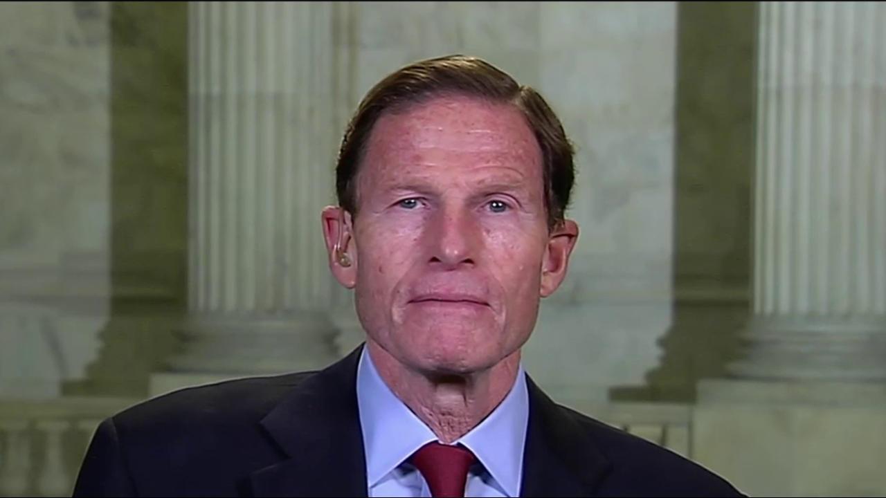 Sen. Blumenthal: SCOTUS nominee needs to...