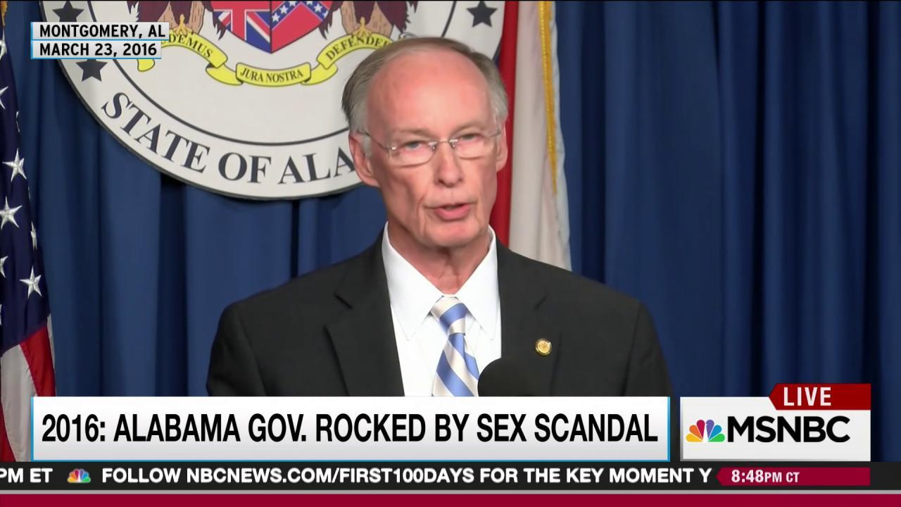 Sex scandalized gov sparks corruption outcry