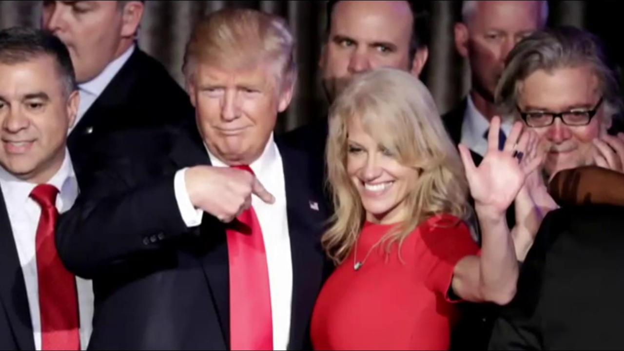 Kellyanne Conway may face a federal ethics...