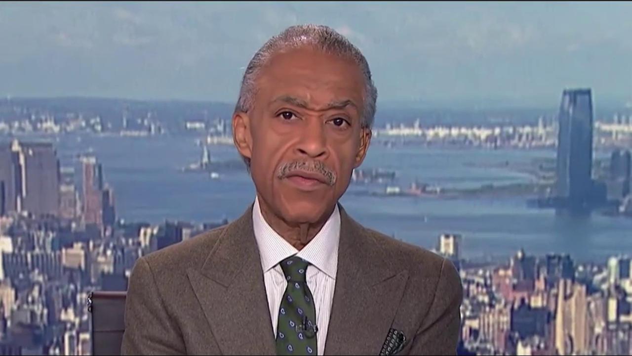 Sharpton: Coretta Scott King was careful,...