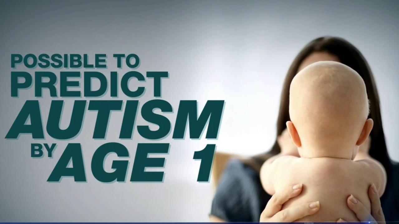 Autism - Magazine cover