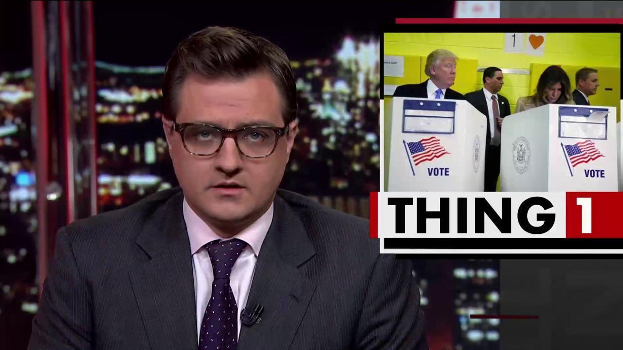 Lewandowski counters Trump voter fraud claim