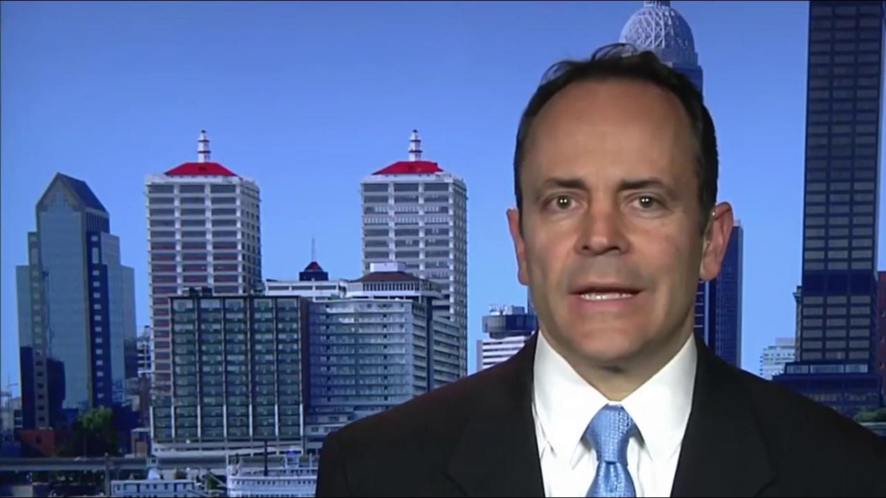 Gov. Bevin: We are not looking to kick...