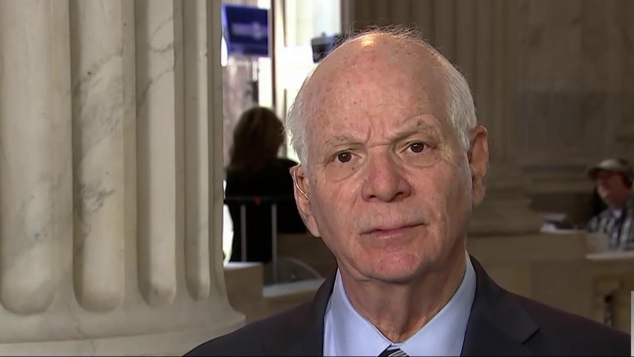 Sen. Cardin: Navy SEAL's death is Trump's...