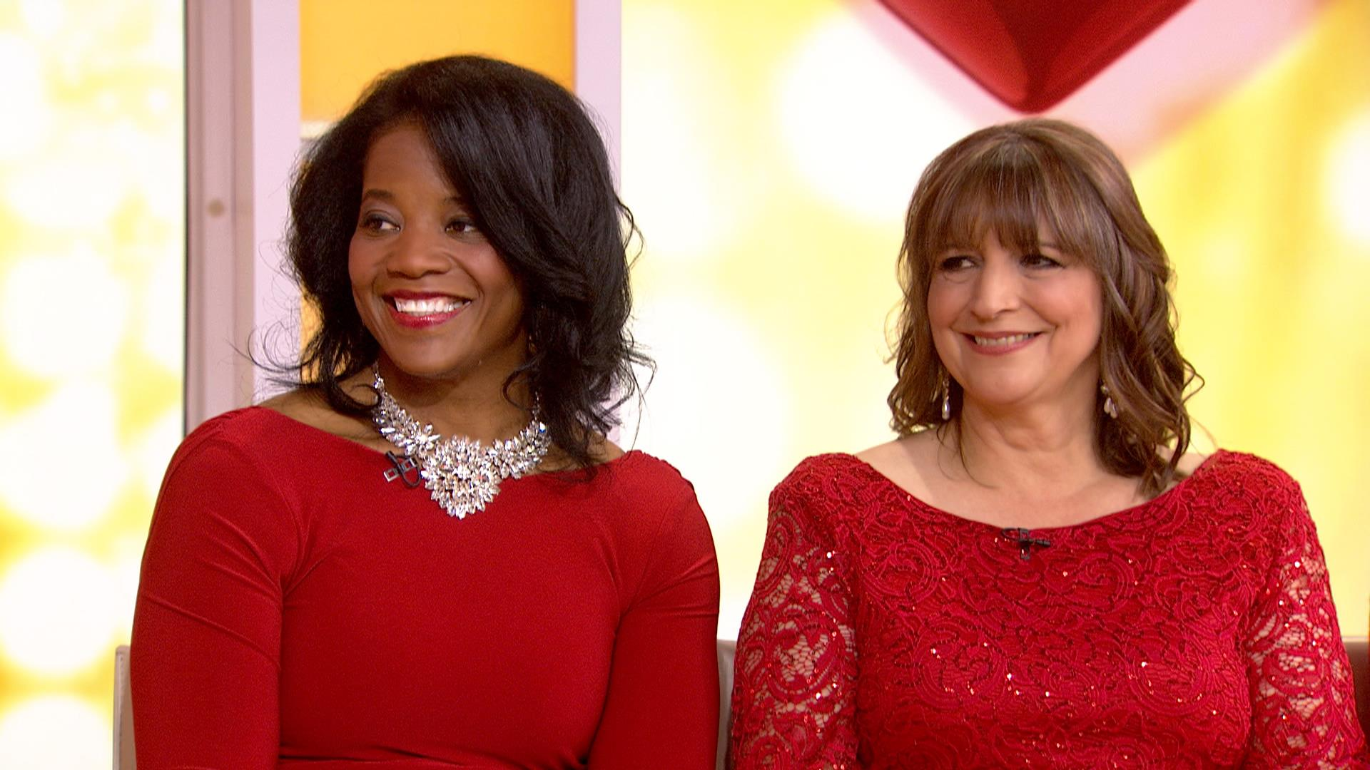 Red Dress Awards Meet Two Women Whove Made Heart Healthy Changes