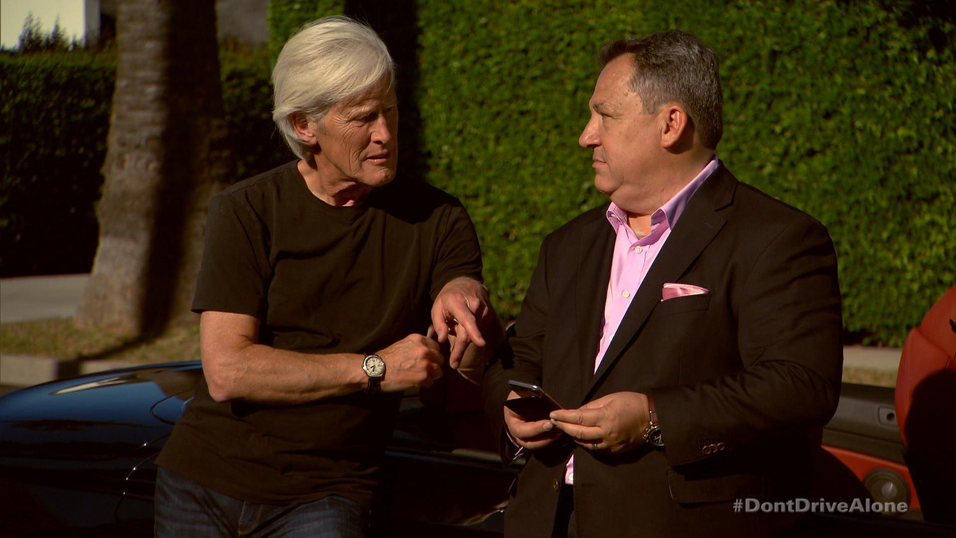 How do you get Keith Morrison's voice on the Waze App? Let us show you