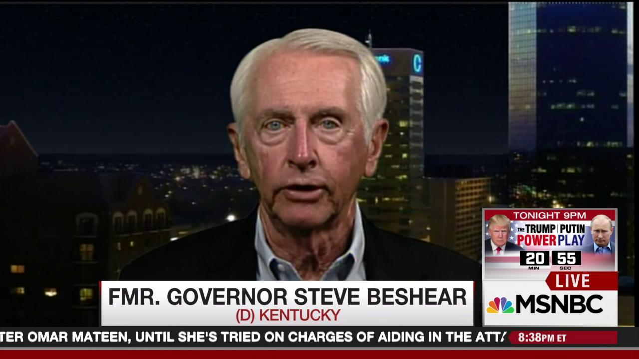 Beshear: GOP is playing 'word games' with ACA