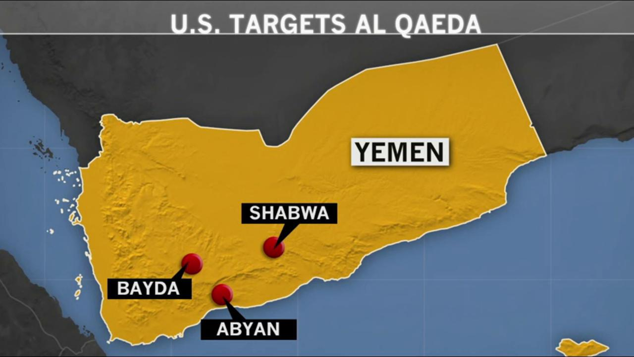 New US airstrikes launched against Al...