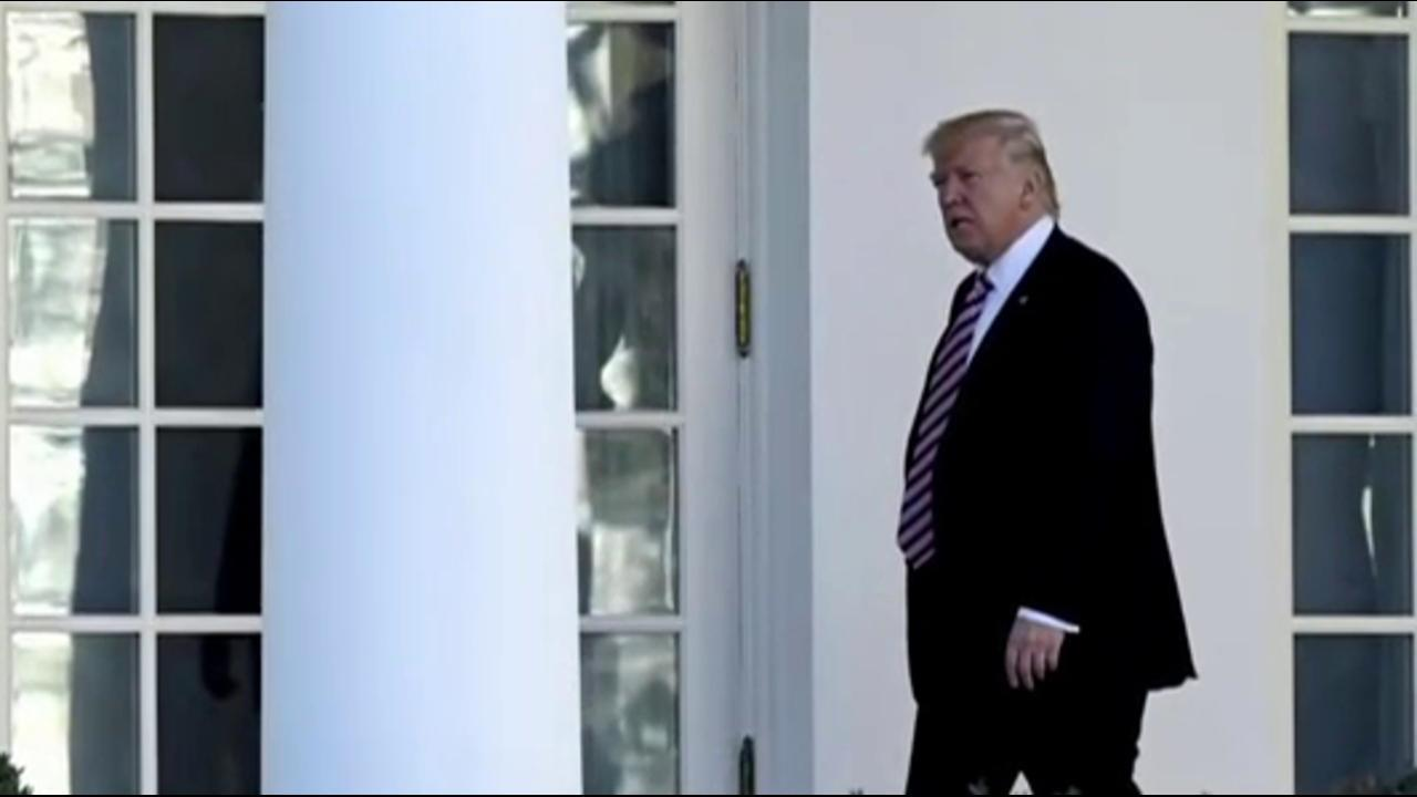 Trump Administration under pressure