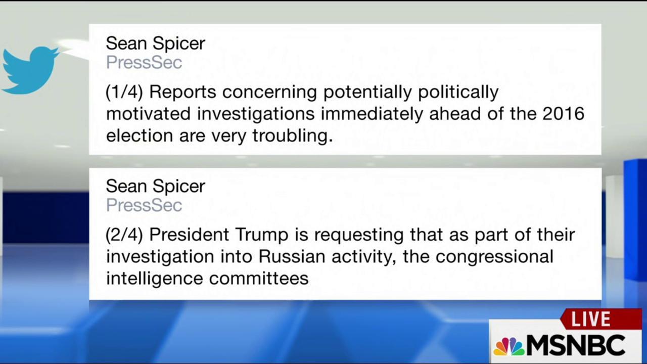 Trump calls for investigation into ...
