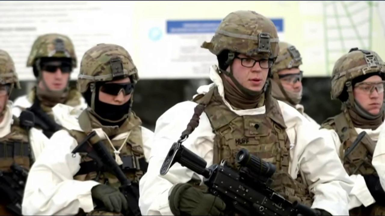 Trump to cut diplomacy, splurge on defense...