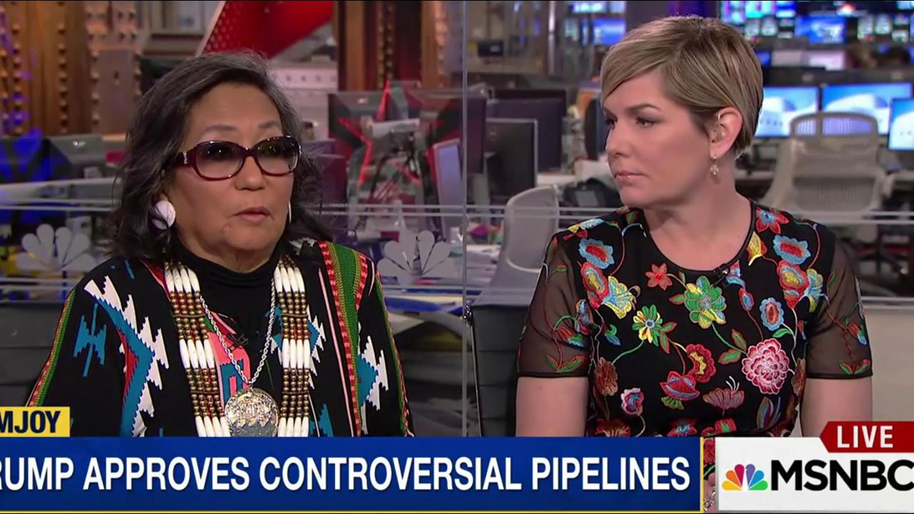 Environmental activists slam Trump's EPA
