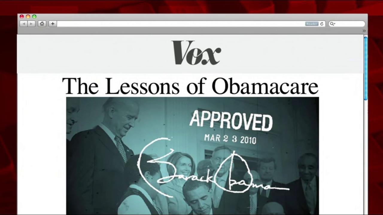 What the GOP can learn from Obamacare