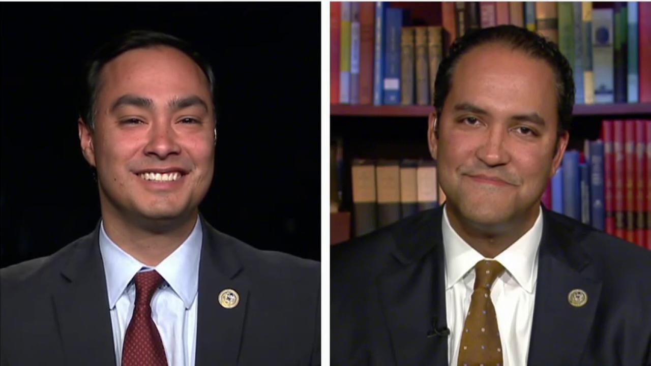 Republican & Democrat Reps. react to House...