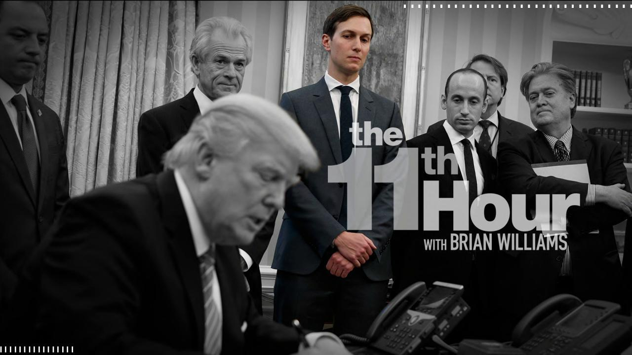 Senate Intel. Cmte. to question Trump son...