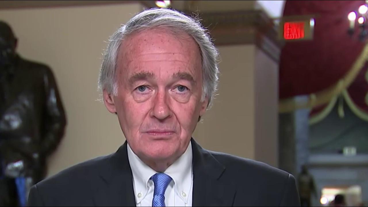 Sen. Markey: Trump's EPA executive order a...