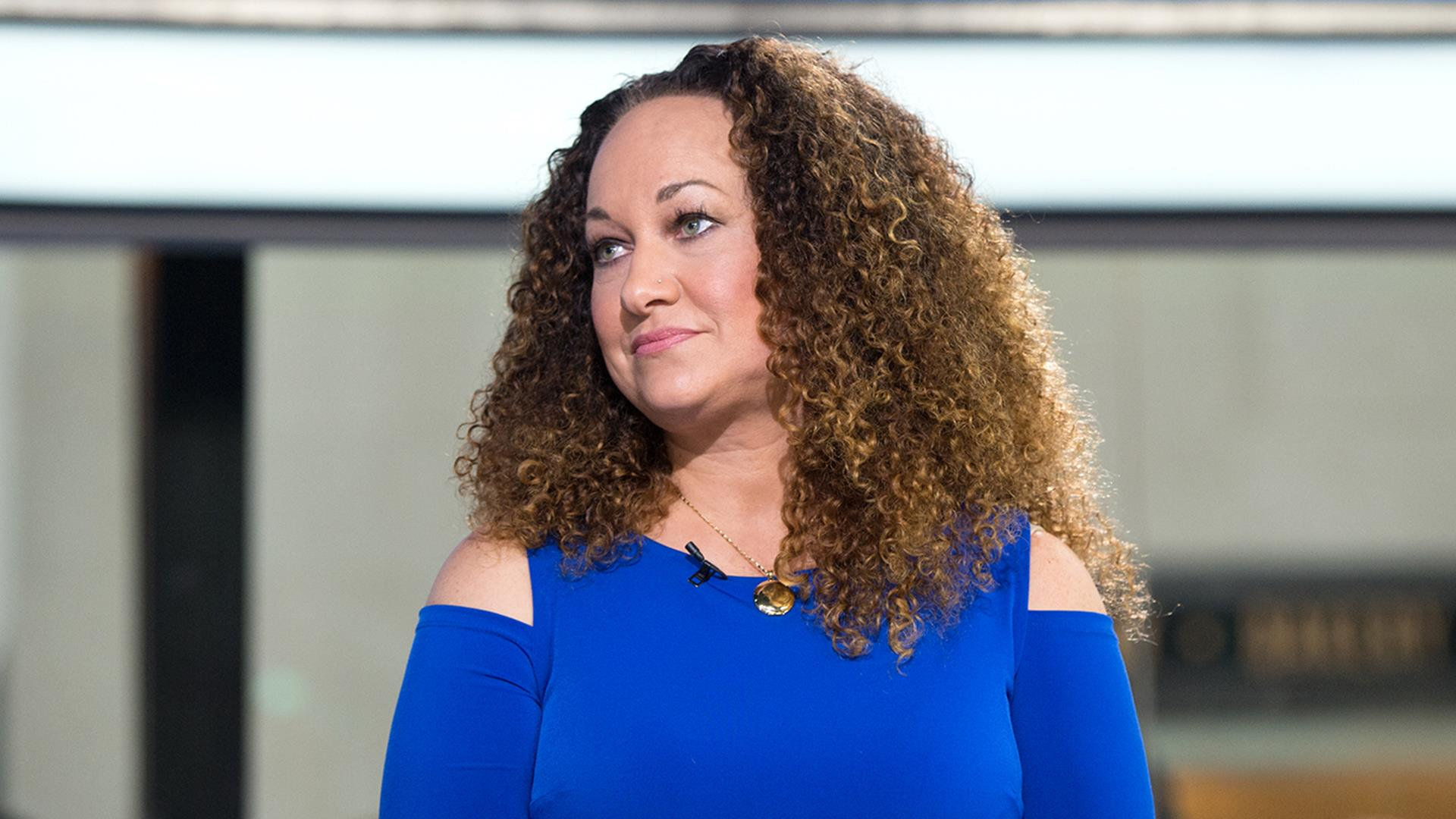Rachel Dolezal on her new book, starting life over and identifying as black - TODAY.com