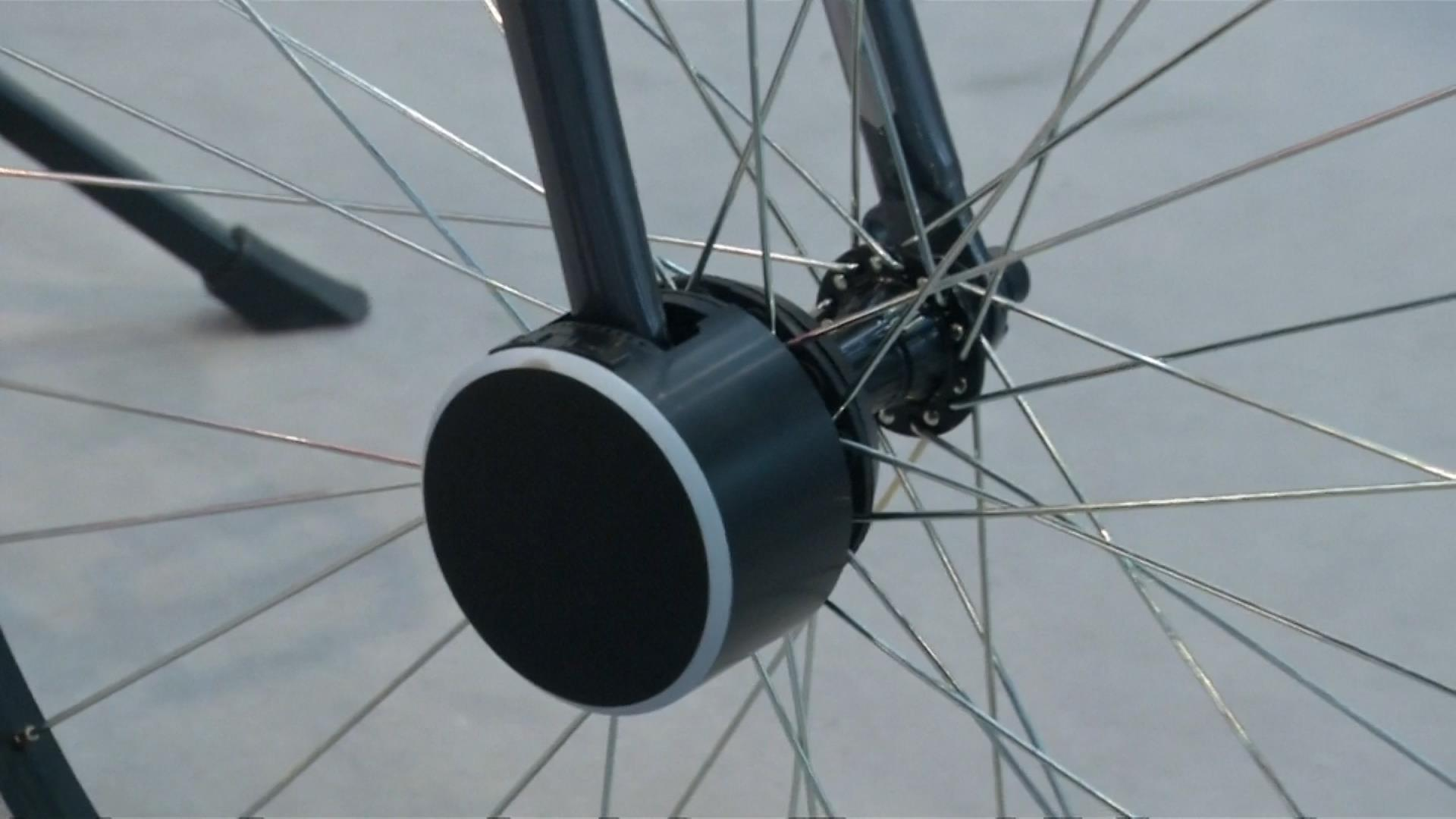 Smart Bike Lock >> Keep Your Bike Secure with this Smart Bike Lock - NBC News
