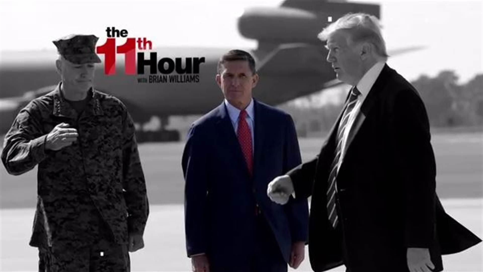 Reports: Michael Flynn offering Russia...