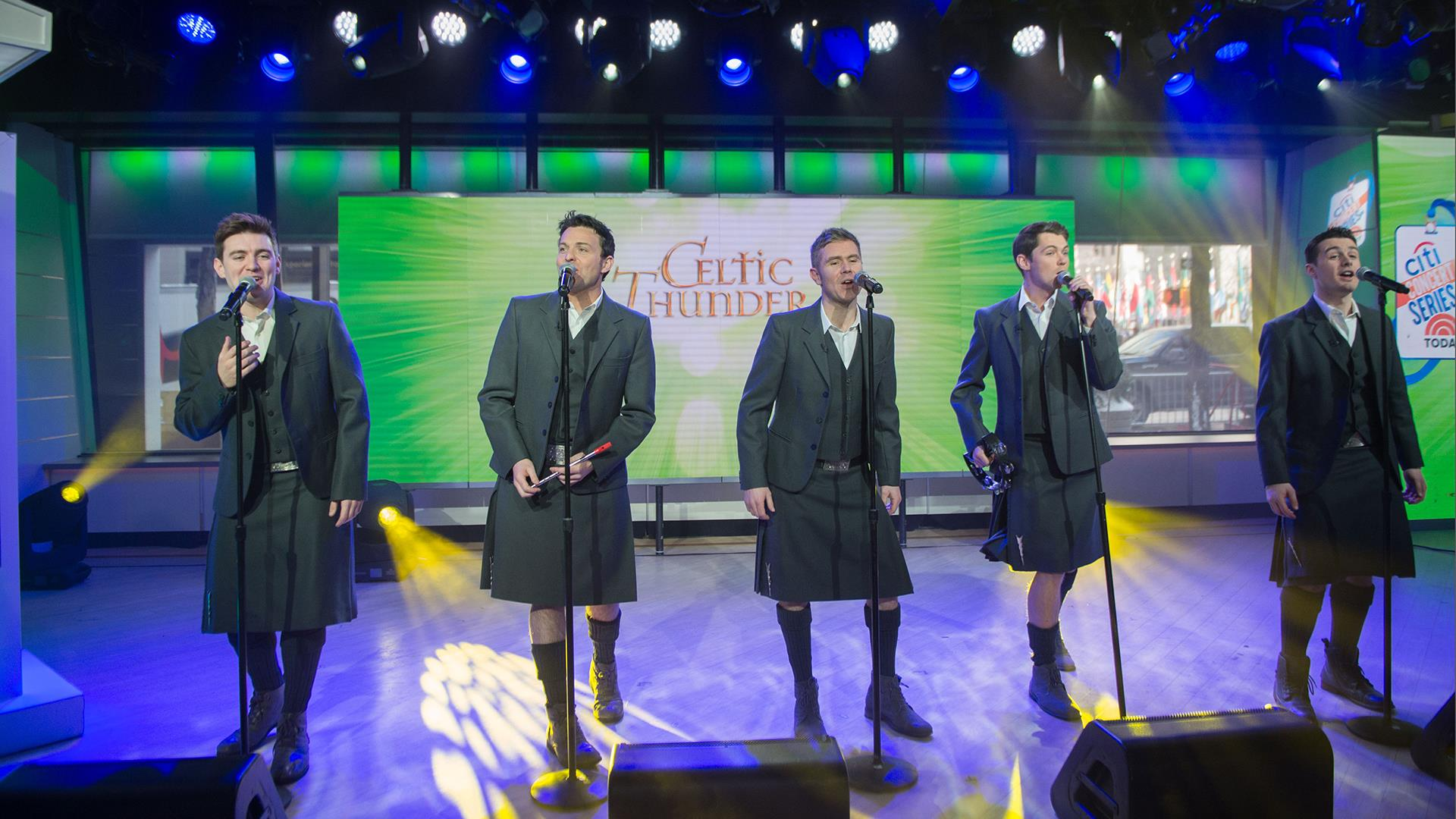 See celtic thunder perform the galway girl live on today m4hsunfo