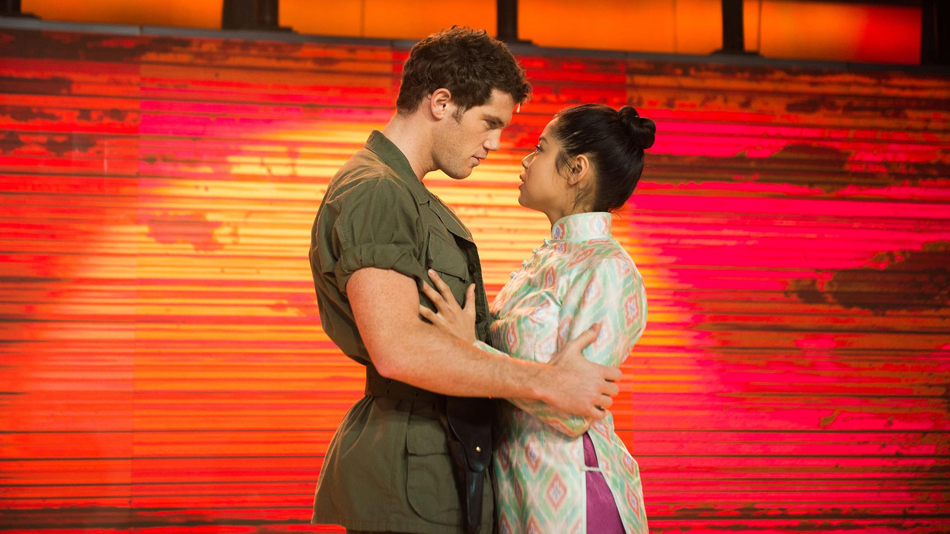 See last night of the world from miss saigon performed - Who was in my room last night live ...
