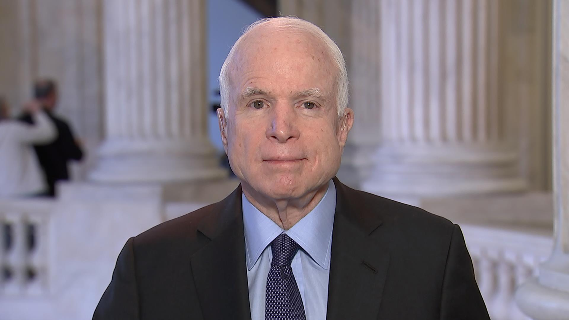 a biography of john mccain the senator of arizona A multi-term republican senator from arizona, john mccain netted broadest public awareness via his successful bid for the 2008 gop presidential nomination -- and subsequent presidential candidacy.