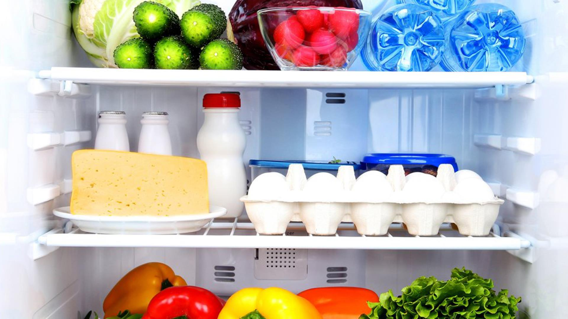 sc 1 st  Today Show & Keep or toss? Hereu0027s how long you can store 10 popular foods
