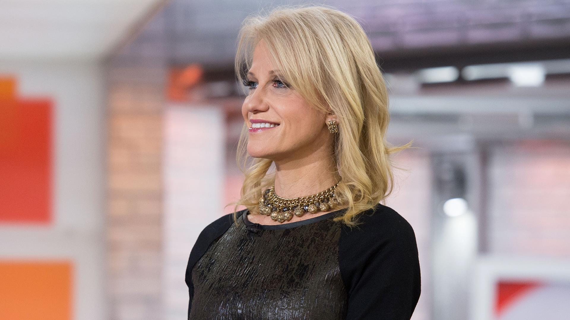 Kellyanne Conway Seems to Evade Wiretapping Questions