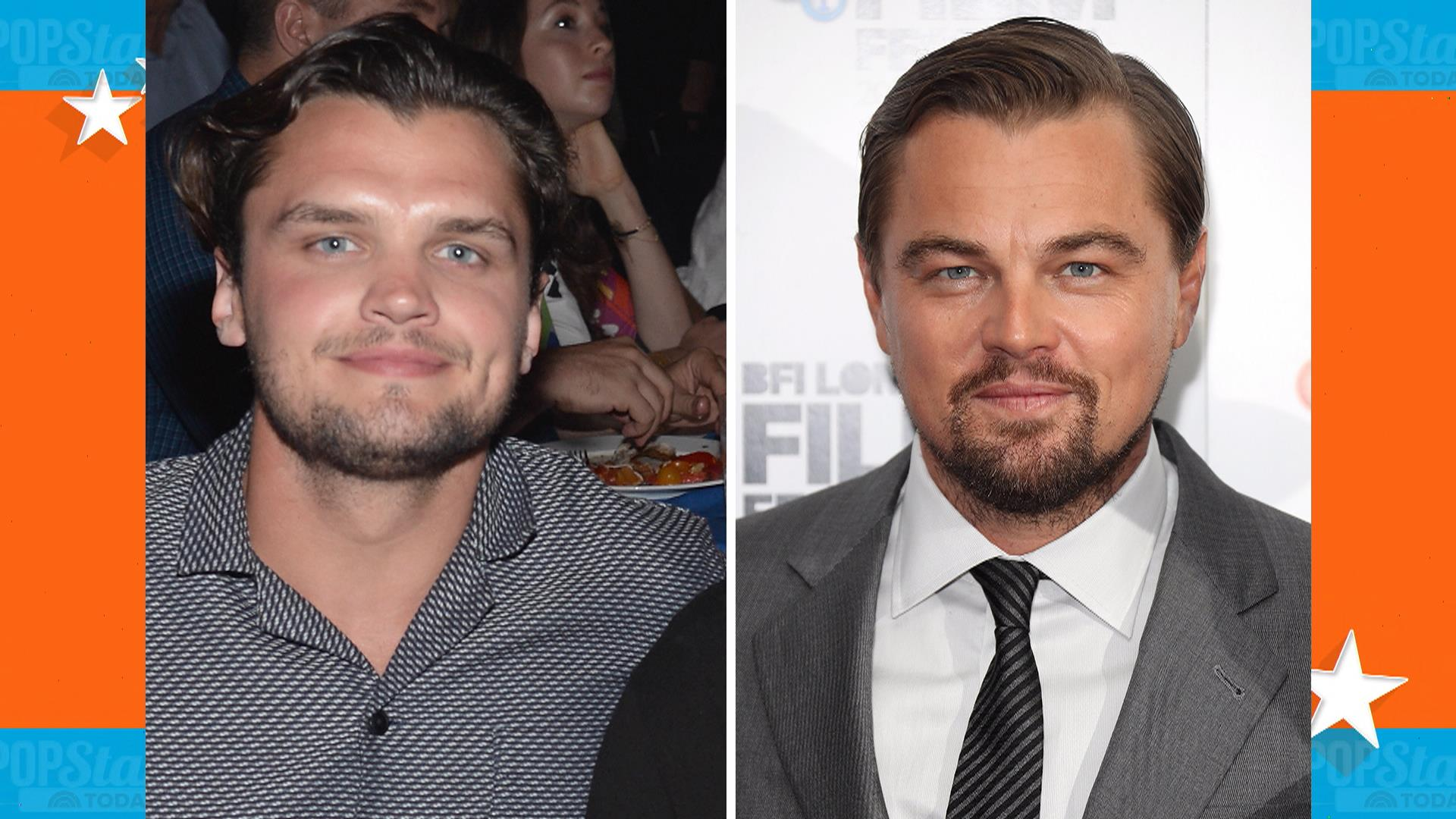 Leonardo Dicaprio S New Doppelganger Is Jack Nicholson S Son Ray Ray nicholson and jack nicholson attends apollo in the hamptons 2015 at the creeks on august 15. jack nicholson s son ray