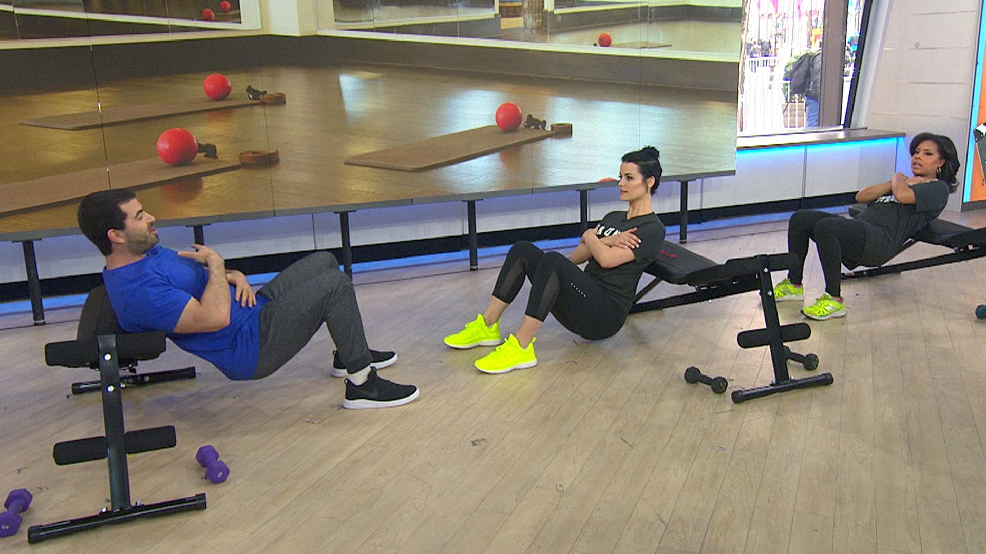 [Breaking News]Celebrity fit club: How the stars stay in shape