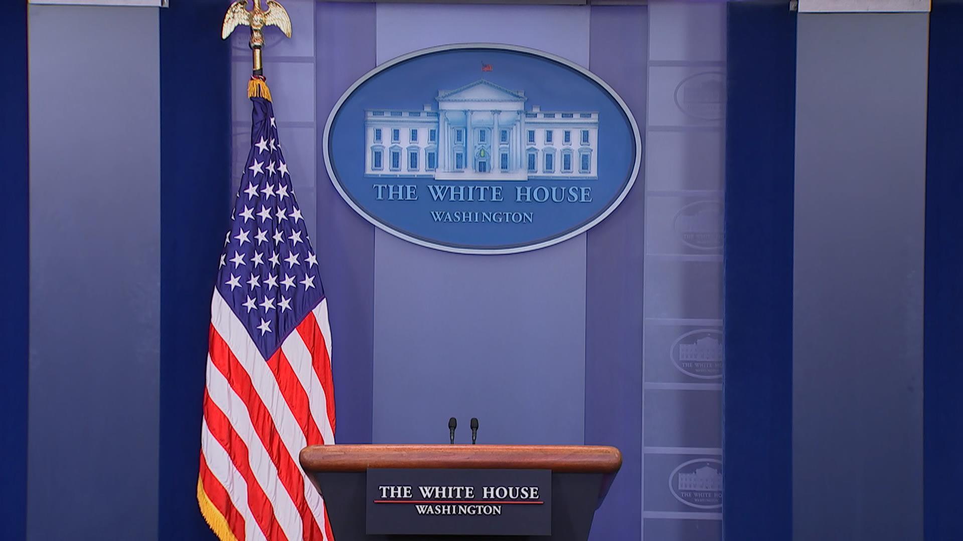 White House War Room Photo