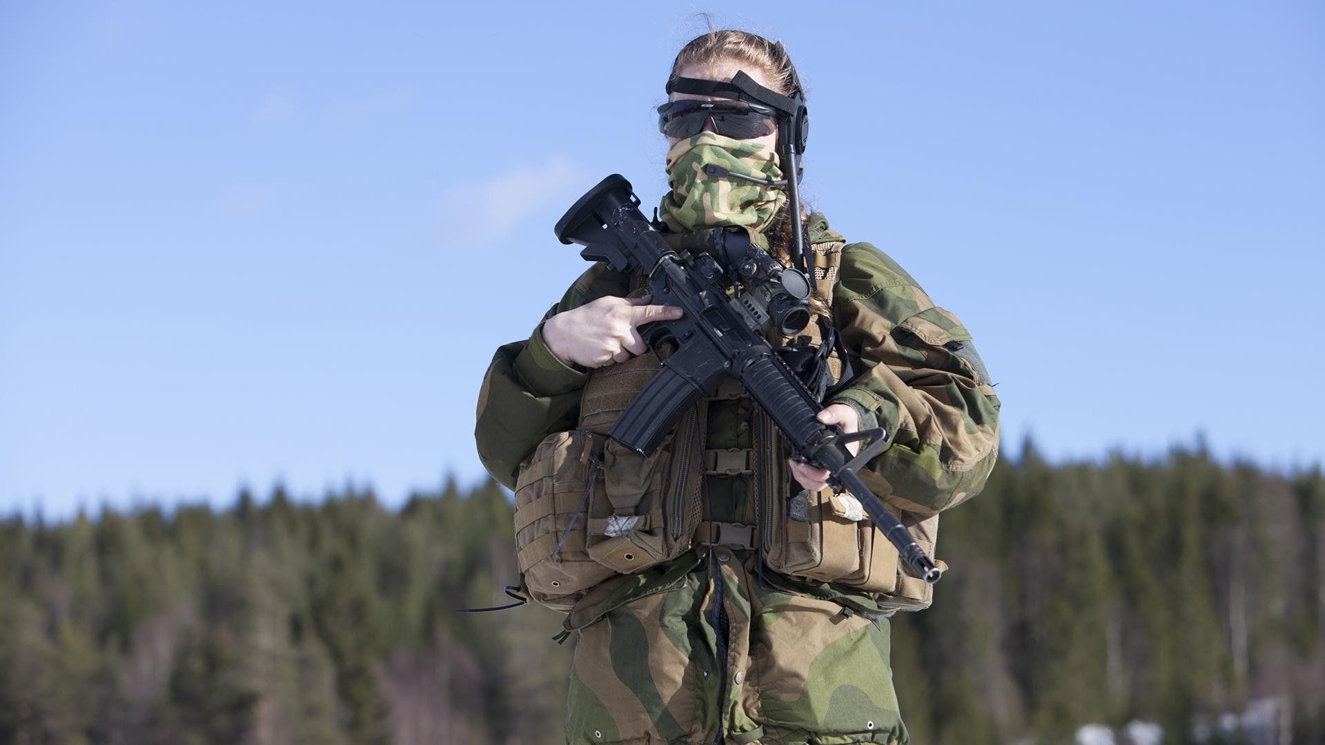 Inside the World's First All-Female Special Forces Unit: Norway's