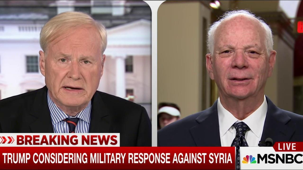 Matthews on military resp. to Syria: It...