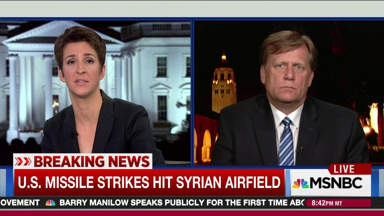 Iran a wild card in US Syria strike reaction