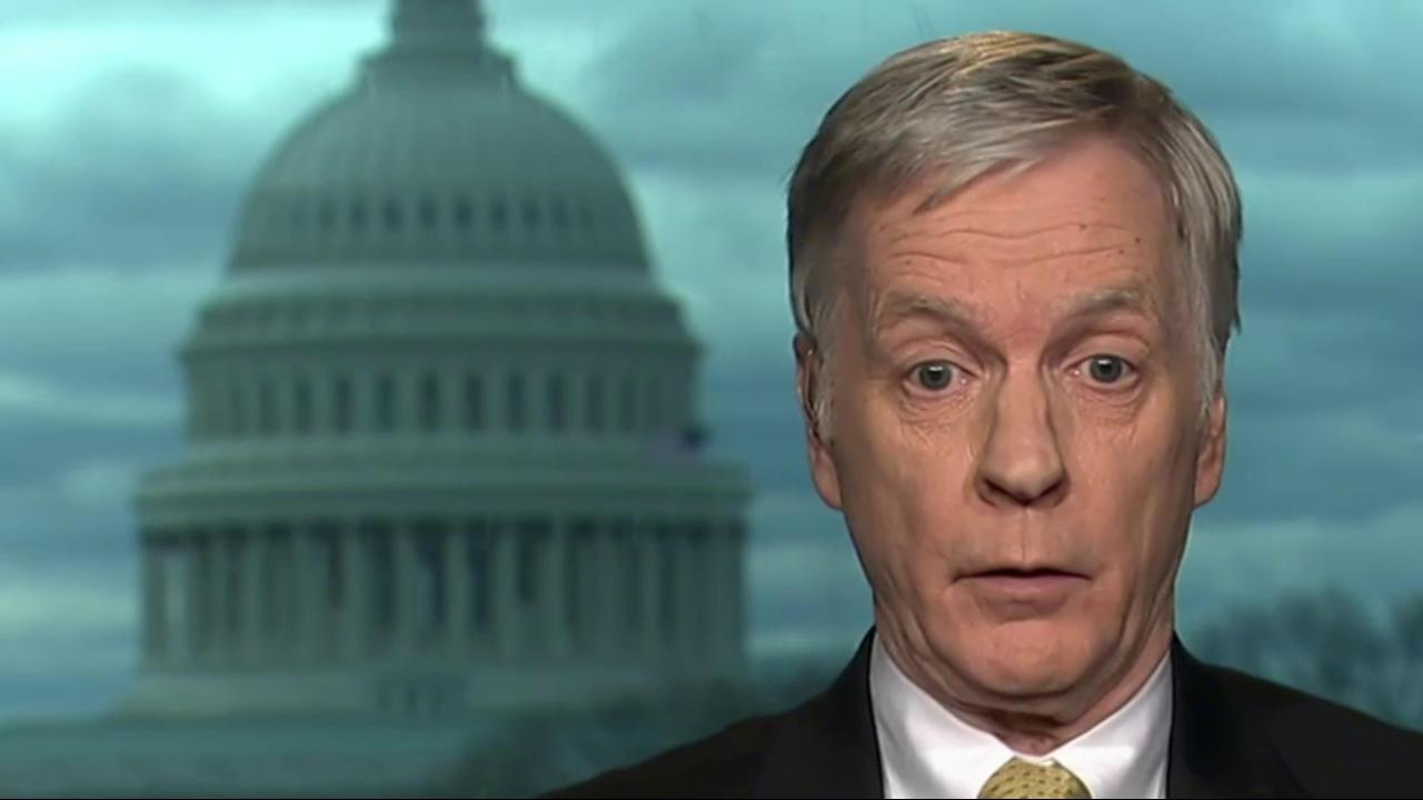 Fmr Amb to Syria: Military pressure on...