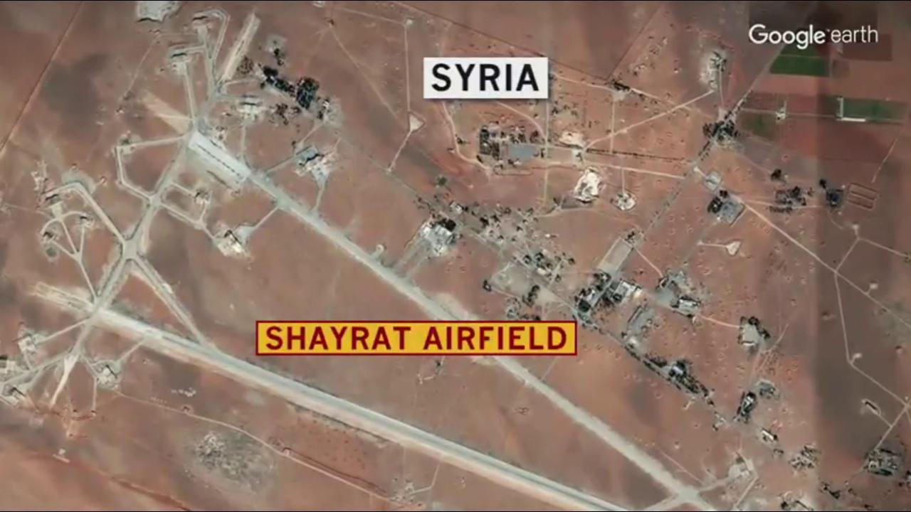 Adm. Stavridis: Syria strike 'just the...