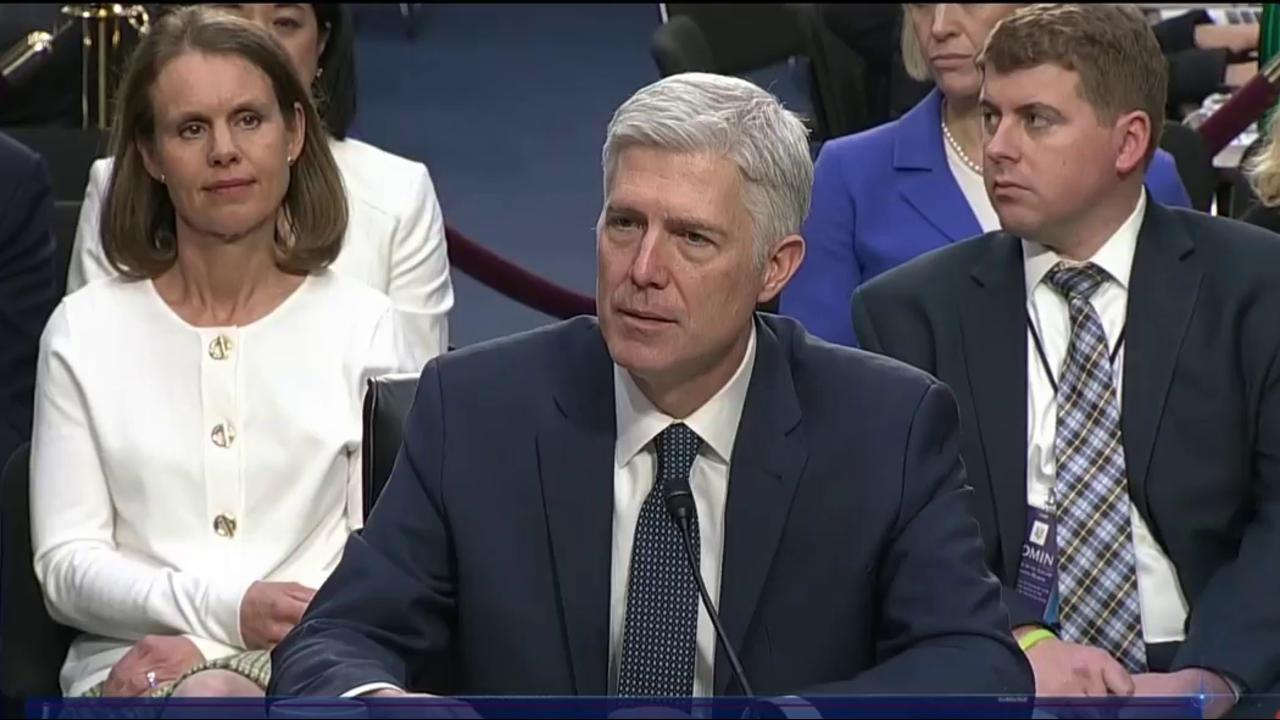 Neil Gorsuch Confirmed to Supreme Court After Senate Uses 'Nuclear Option'