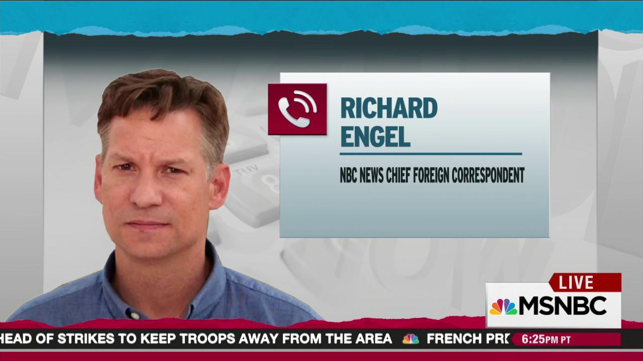 Engel on Syria: How does this end well?