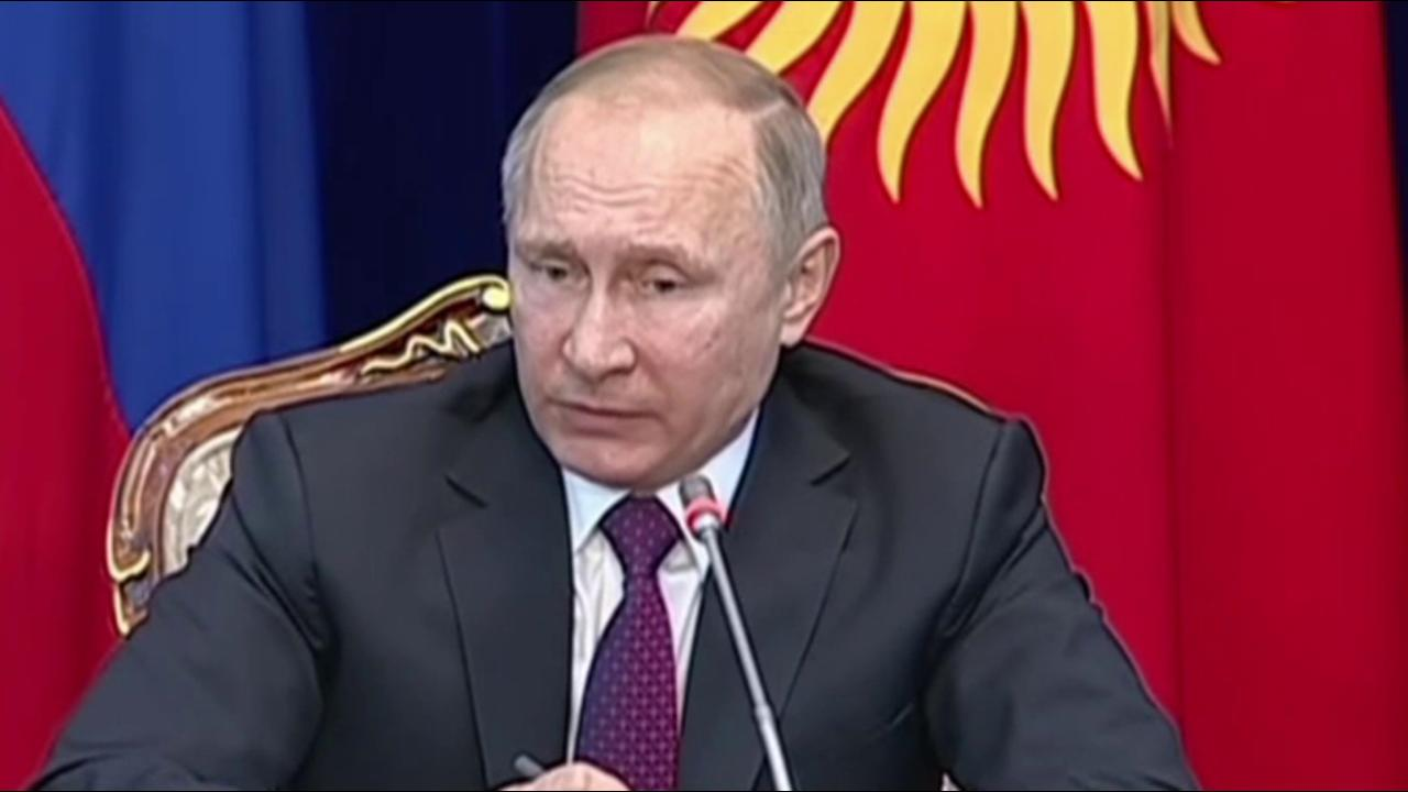 Pentagon investigating Russia's role in...