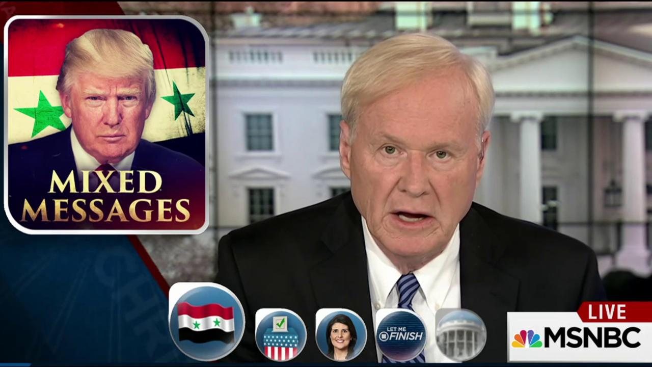 Rep. Smith: Assad is no longer a...