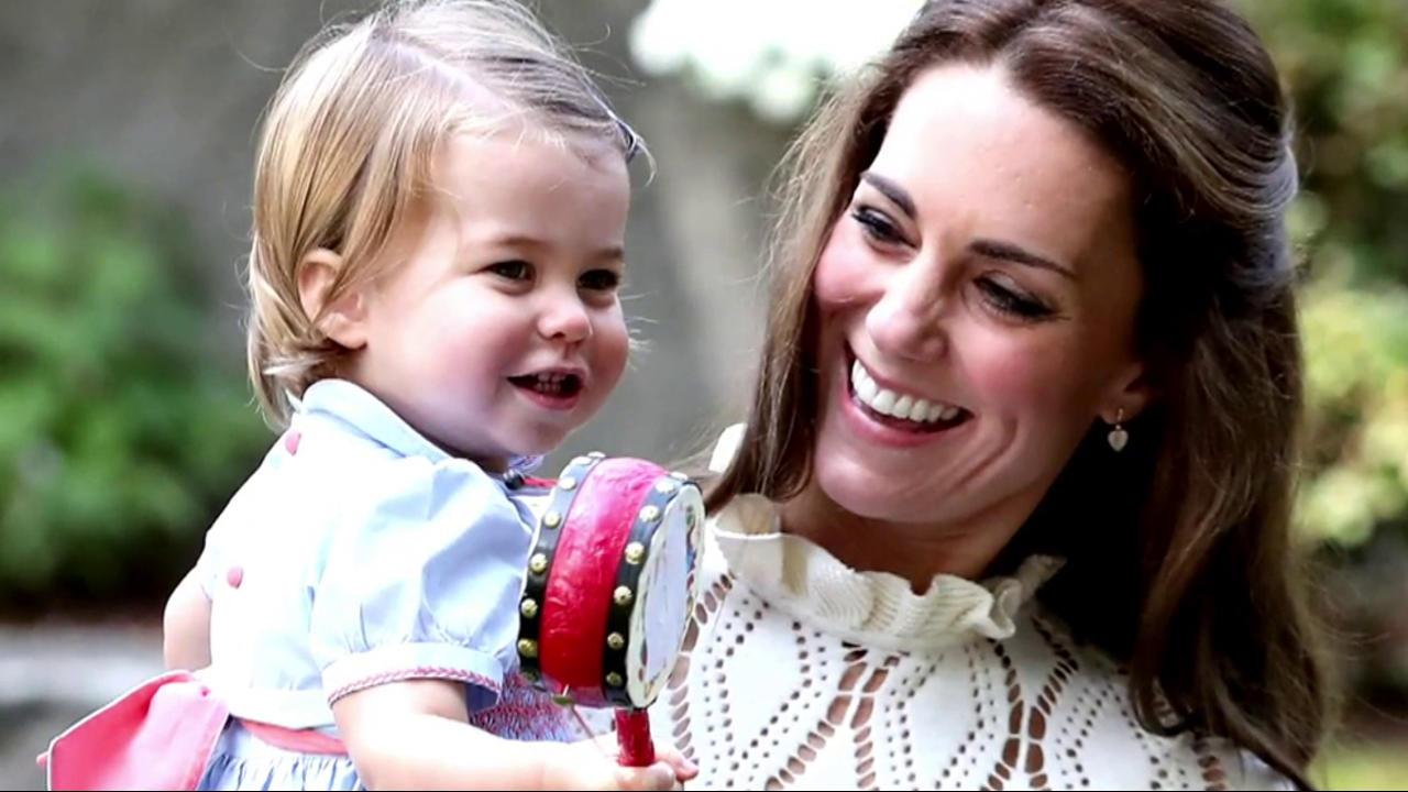 prince george and princess charlotte will be in pippa