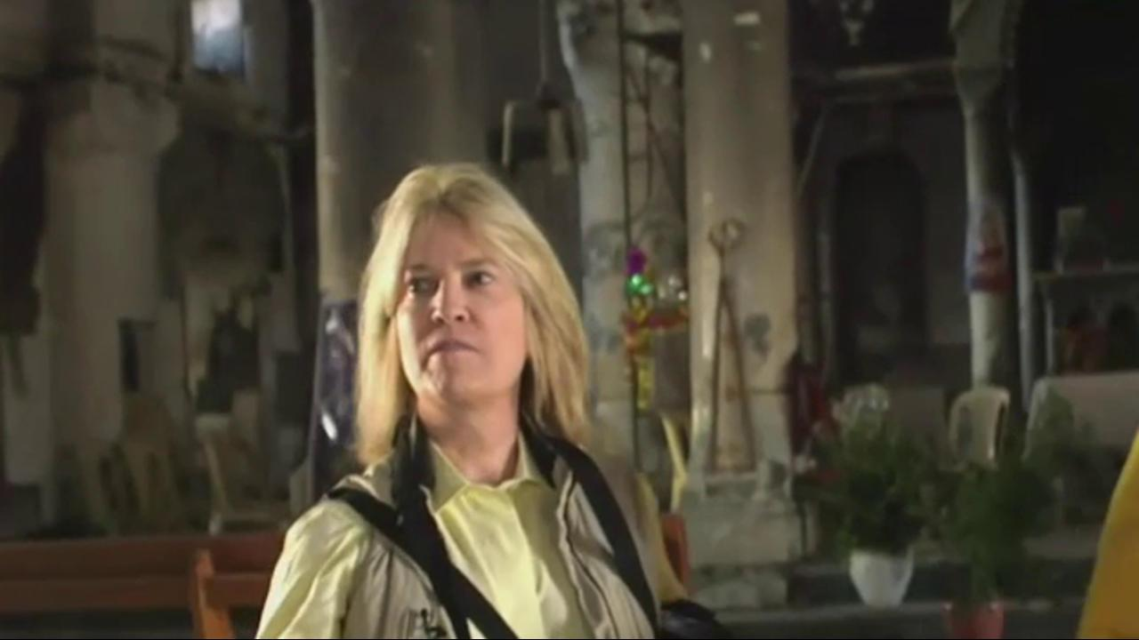 Greta: Seeing ISIS' Devastation With My...